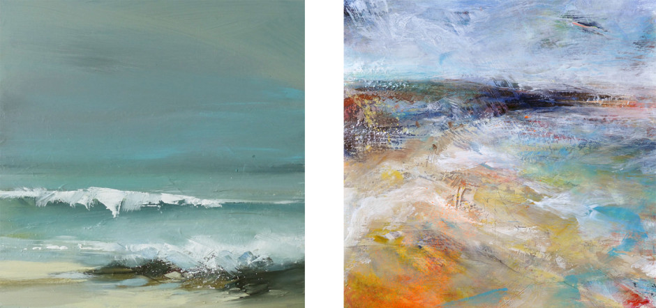 FREYA HORSLEY JENNY HIRST COAST 2020 A COLOURFUL AND UPLIFTING MIXED EXHIBITION OF PAINTINGS, CERAMICS AND PRINTS BY SELECTED GALLERY ARTISTS 4 July – 5 September