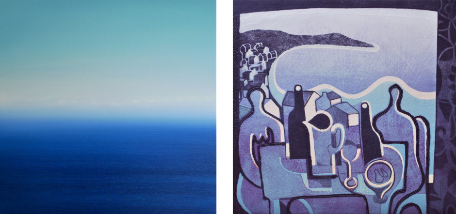 MARTYN PERRYMAN TREVOR PRICE COAST 2020 A COLOURFUL AND UPLIFTING MIXED EXHIBITION OF PAINTINGS, CERAMICS AND PRINTS BY SELECTED GALLERY ARTISTS 4 July – 5 September