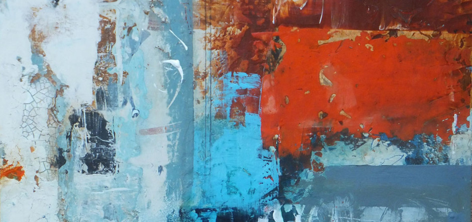 Weathered I (detail), acrylic on board JOANNE LAST RELOCATION A CHANGING SELECTION OF WORKS BY GALLERY ARTISTS AND MODERN ST IVES & BRITISH NAMES ongoing