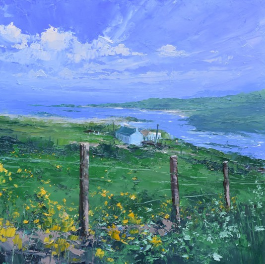 COTTAGES DONEGAL COLIN CARRUTHERS
