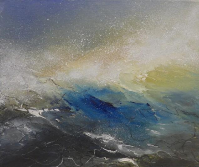 JENNIE SLATER  SOUND OF THE SEA