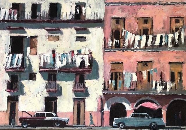 STREET SCENE, HAVANA  PATRICK GIBBS