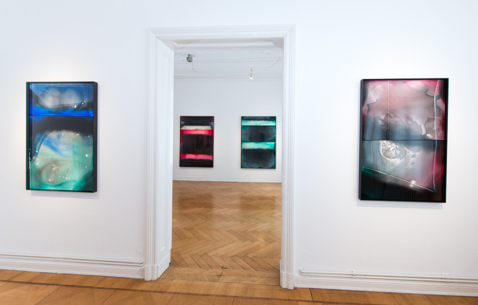 A VIEW OF OUR GALLERY'S EXHIBITION SPACE