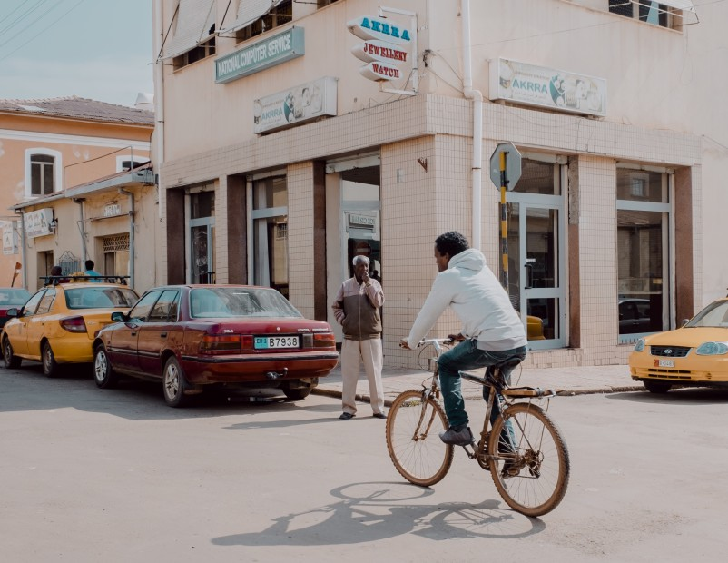 Girma Berta, Asmara VI, 2018