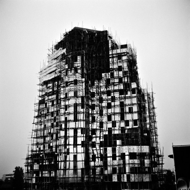 Michael Tsegaye, Future Memories IV, 2009