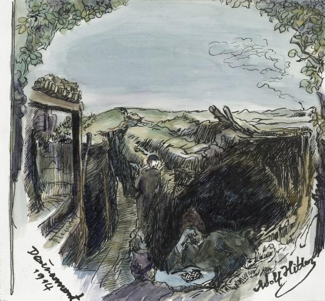 Yang Jiechang 杨诘苍, These are still Landscapes 1914-2014 No. 11 还是山水画1914-2014 11号, 2014
