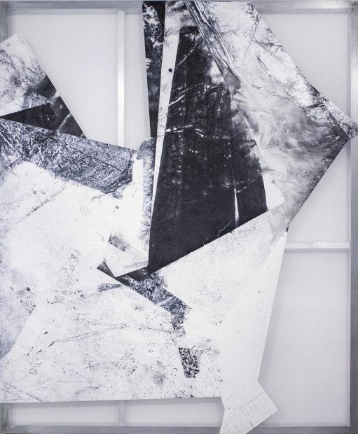 Zheng Chongbin 郑重宾, Shape Over Time 行进中形态, 2018