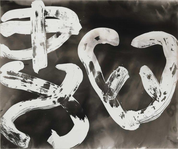 Wang Dongling 王冬龄, Heart Painting 心画, 2013