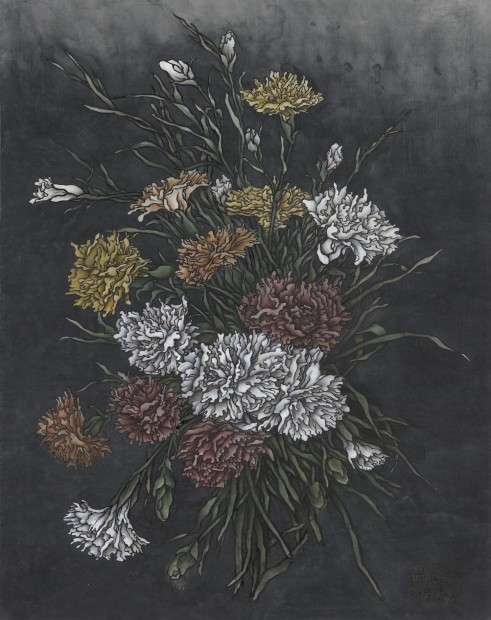 Yang Jiechang 杨诘苍, These are still Flowers 1913-2013 No. 3 还是花鸟画1913-2013 3号, 2013