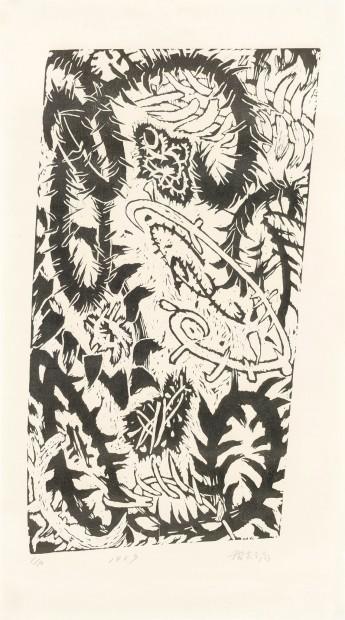 Huang Zhiyang 黄致阳, Morphological Ecology 002 形象生态002, 1987
