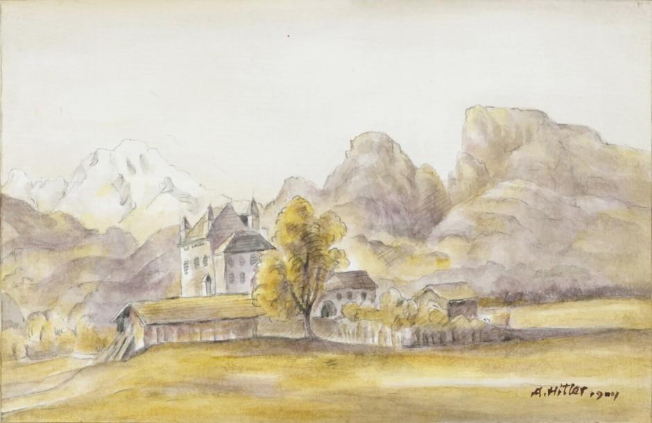 Yang Jiechang 杨诘苍, These are still Landscapes 1904-2014 No. 3 还是山水画1904-2014 3号, 2014