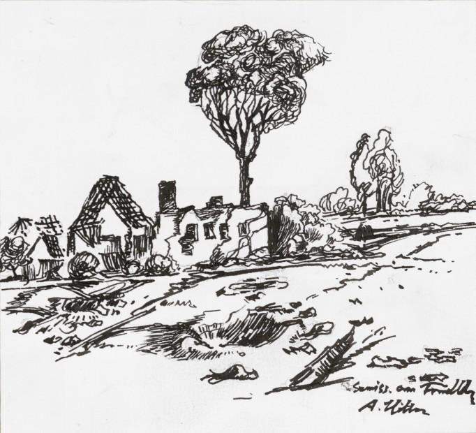 Yang Jiechang 杨诘苍, After the Battle 1914-2014 No. 4 战后 1914-2014 4号, 2014