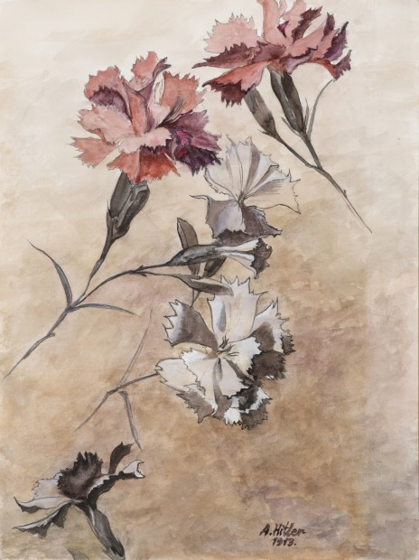 Yang Jiechang 杨诘苍, These are still Flowers 1913-2013 No. 10 还是花鸟画1913-2013 10号, 2013