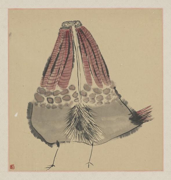 Li Jin 李津, The Tibet Series VII 西藏组画之七, 1984