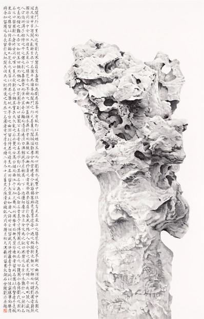 Liu Dan 刘丹, Taihu Rock of the Liuyuan Garden 留园太湖石, 2019