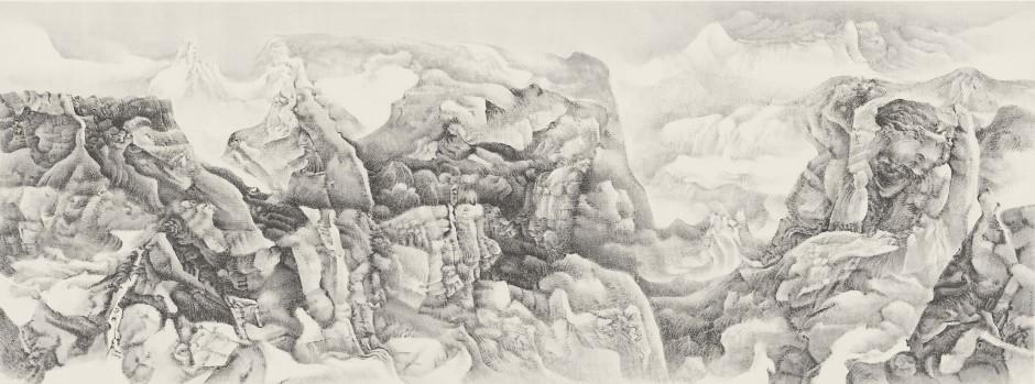 Liu Dan 刘丹, Untitled 无题, 2014