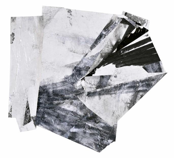 Zheng Chongbin 郑重宾, Polarity Shift 移动的两极, 2018