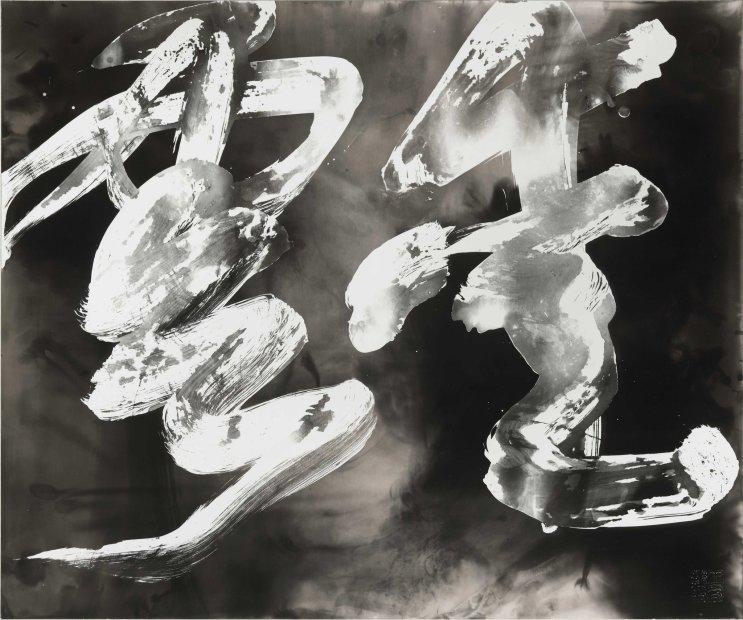 Wang Dongling 王冬龄, Love Cloud 爱雲, 2013