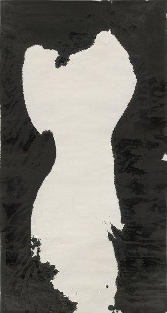 Wang Dongling 王冬龄, Cloud 雲, 2013