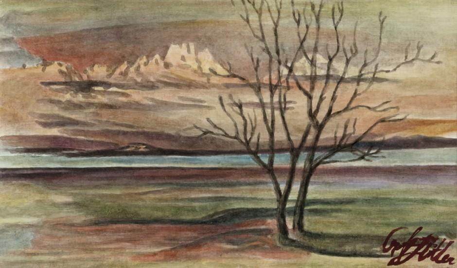 Yang Jiechang 杨诘苍, These are still Landscapes 1904-2014 No. 1 还是山水画1904-2014 1号, 2014