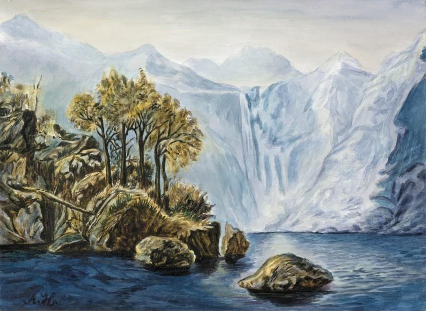 Yang Jiechang 杨诘苍, These are still Landscapes 1911-2013 No. 6 还是山水画1911-2013 6号, 2013