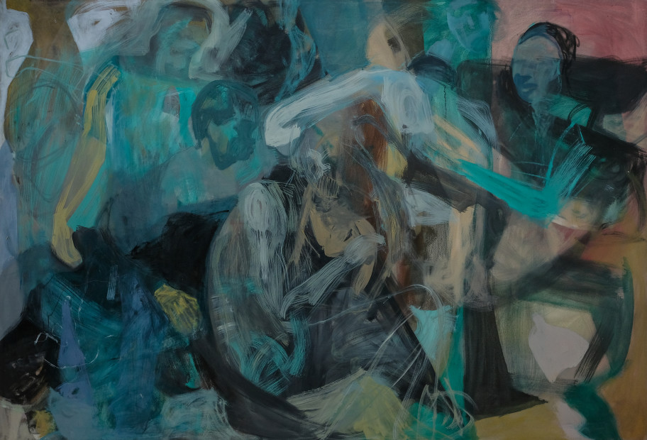 Tizta Berhanu, Spectrum of Life 1, 2018