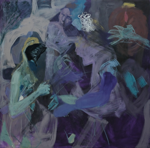 Tizta Berhanu, Life in Violet, 2018