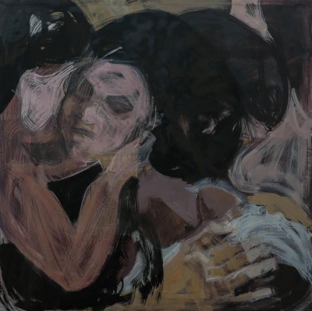 Tizta Berhanu, Expecting a Kiss, 2018
