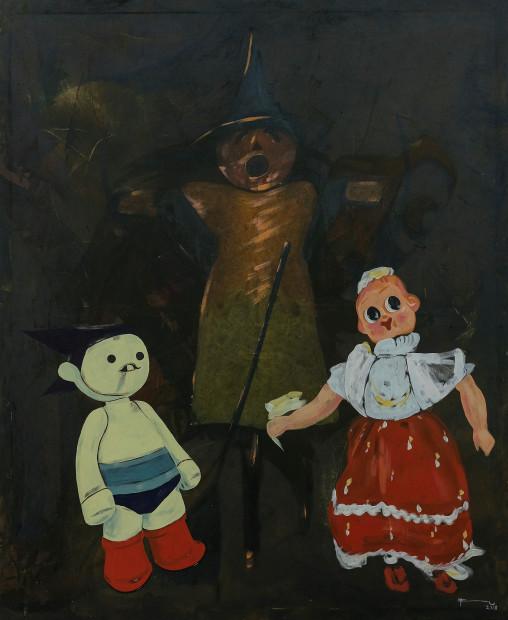 Frew Kebede, Vice Versa, 2018