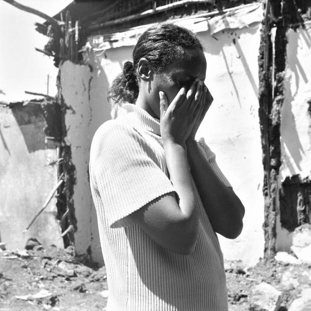Michael Tsegaye, Future Memories IX, 2011