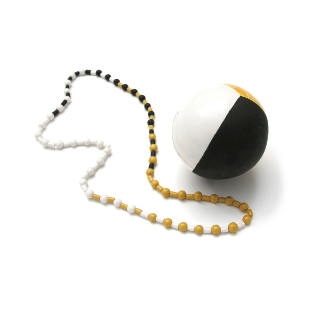 Beads & Pieces I, 2012