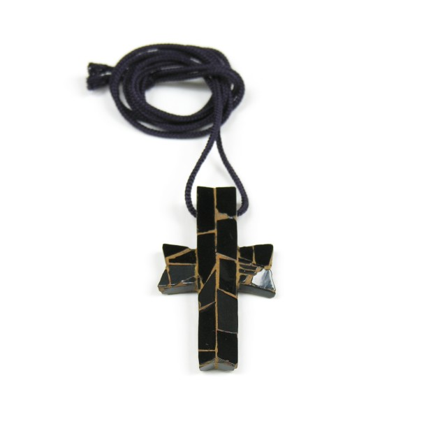 Fragments of Japanes Lacquer, Cross 1, 1999