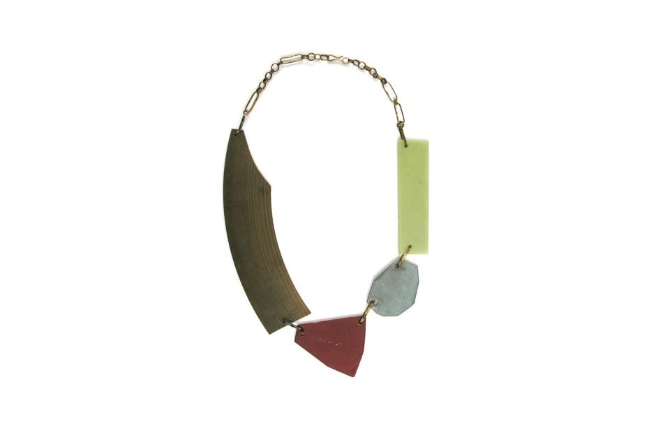 Dreiklang Halskette, 2012