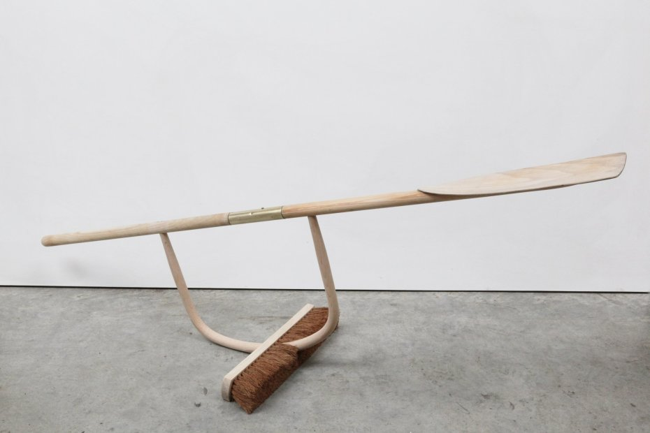 The Broom Ran Away with the Oar, 2013