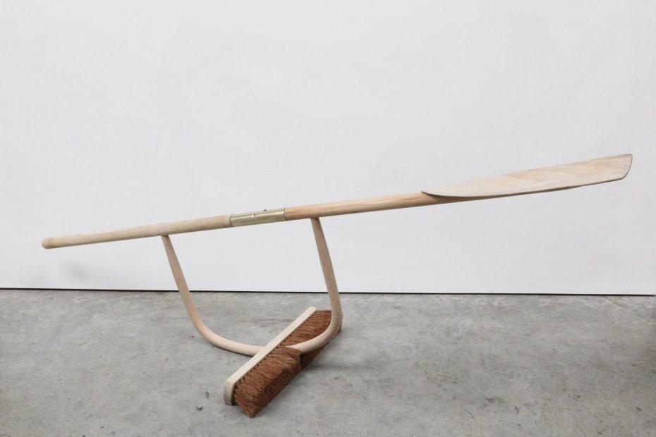 The Broom Ran Away with the Oar, 2013