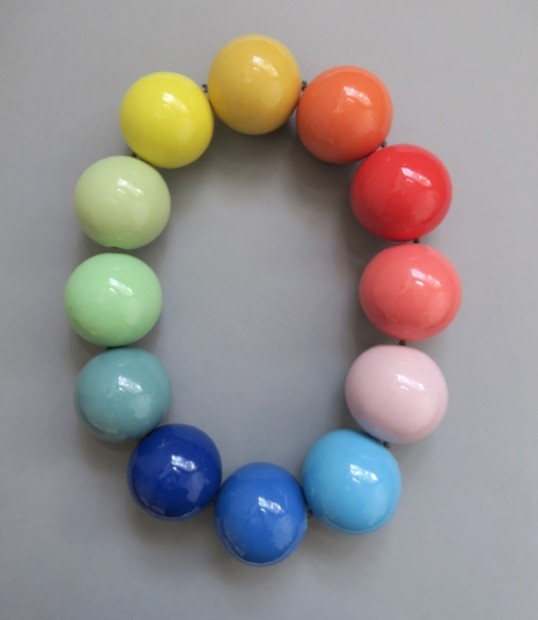 Colourwheel Pearlchain XL, 2018