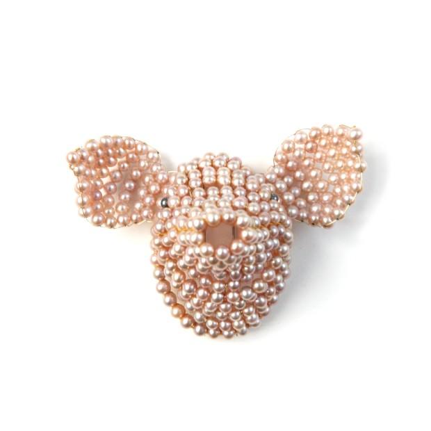 Pearl Pig, 2003
