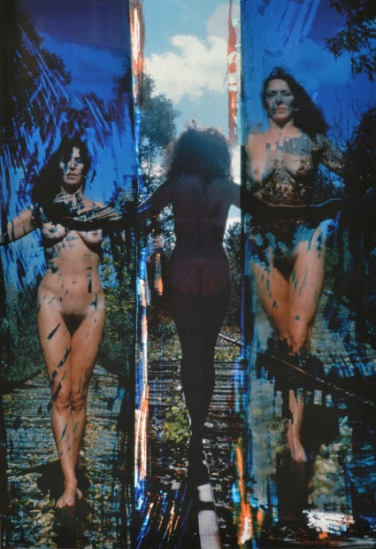 <em>Nude on Tracks (E)</em>, 1975/2005
