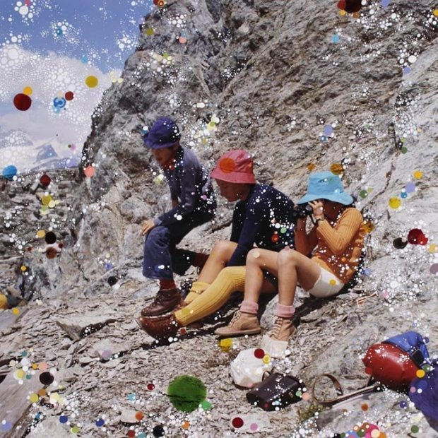 <em>Schoener Goetterfunken IX, Atop faith's lofty summit (Auf des Glaubens Sonnenberge)</em>, 2010