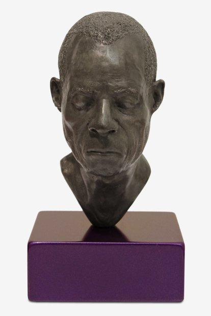 <em>Head 4 (Coloured Base)</em>, 2012