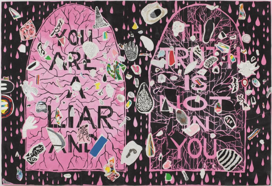 <em>You Are A Liar And The Truth Is NOT In You</em>, 2010