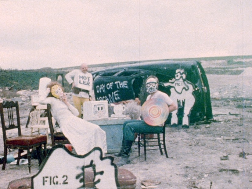 Still from Rayday Film, 1968-70, 1976