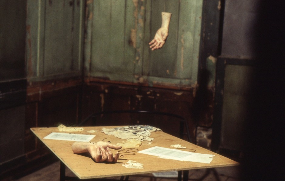 <em>Dirty Hand and Bloody Hand</em>, 1996