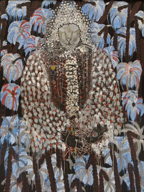 <em>Afrique, Pillage, Arbres, Richesses</em>, 2014