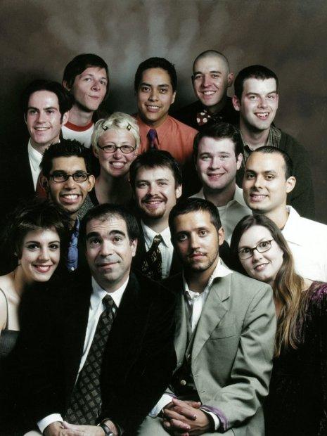 Sears Class Portrait #1 (1999-2007), 2008