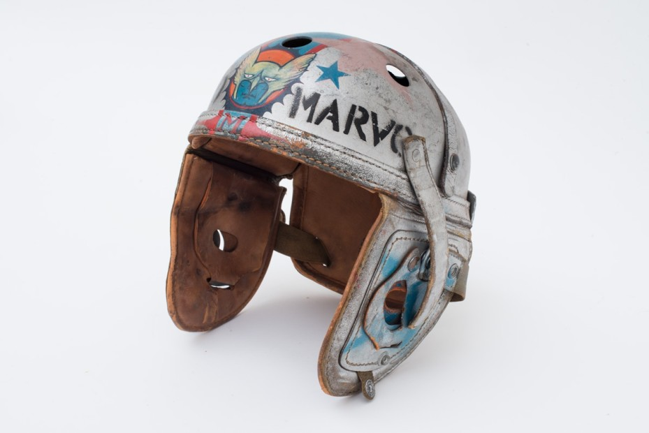 <span class=&#34;title&#34;>Marvo Movie Helmet<span class=&#34;title_comma&#34;>, </span></span><span class=&#34;year&#34;>1960s</span>