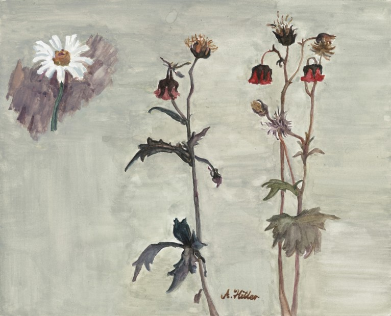 Yang Jiechang 杨诘苍, These are still Flowers 1913-2013 No. 15 还是花鸟画1913-2013 15号, 2013