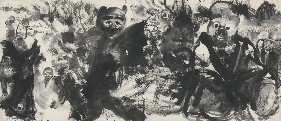 <span class=&#34;artist&#34;><strong>Li Jin &#26446;&#27941;</strong></span>, <span class=&#34;title&#34;><em>Beings in Ink &#33258;&#22312;&#22696;&#27861;</em>, 2016</span>