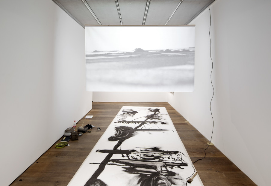 Kim Jongku 金钟九, Mobile Landscape 动之山水, 2019
