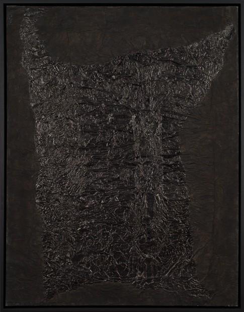 Yang Jiechang 杨诘苍, 100 Layers of Ink, 1992-1995